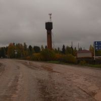 Водонапорная башня, Красногорское