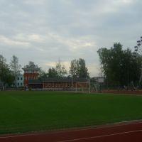 новый стадион в КСЦ, Можга
