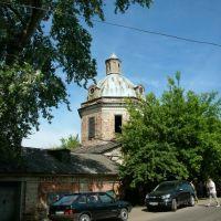 Руины Покровского собора, ул. Труда, Сарапул