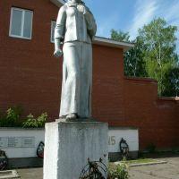 Памятник павшим в сражениях Великой Отечественной войны, Сарапул
