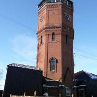Водонапорная башня Башенина, Сарапул