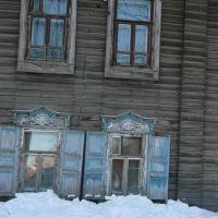 Наличники, Горького, 65, Сарапул