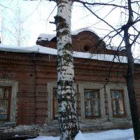 Старый дом на ул. Горького, Сарапул
