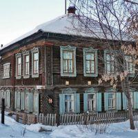 Дом на ул. Колчина, Сарапул