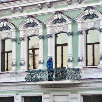 Балкон, Сарапул