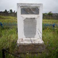 Памятник Радищеву, Сюмси