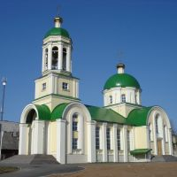 Uva church, Ува