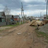 Uva side street, Ува