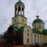Храм святого праведного Иоанна Кронштадтского(строительство), Ува