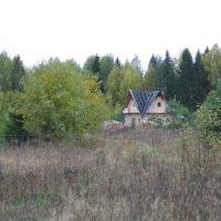 Поселение староверов недалеко от Малой Итчи, Устинов