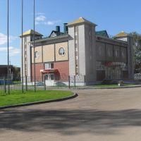 СДЮШОР, Шаркан
