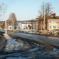 улица Советская, Шаркан