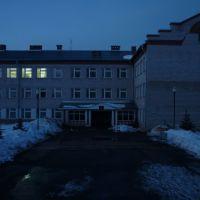 школа, Шаркан
