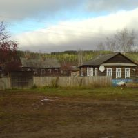 Sharkan town-edge, Oct.2007, Шаркан
