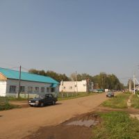 Центр села, Юкаменское