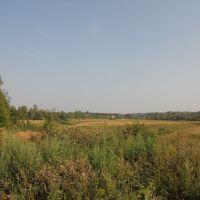Природа на окраине села, Юкаменское