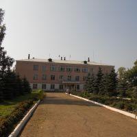 Администрация района, Юкаменское