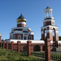 Храм Святителя Николая в Якшур-Бодье, Якшур-Бодья