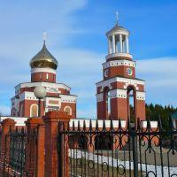 Храм Святителя Николая (Якшур-Бодья), Якшур-Бодья