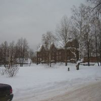 Як Бодья . Вятский / south-west view, Якшур-Бодья