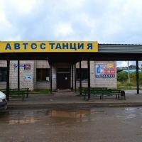Автостанция в Якшур-Бодье, Якшур-Бодья