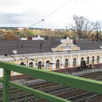 Станция Базарная, Базарный Сызган