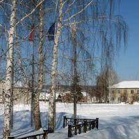 Площадь Советская, Базарный Сызган