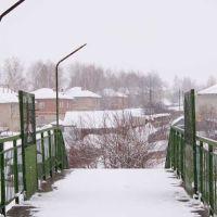 Снег на Новозаводской, Базарный Сызган
