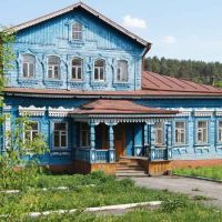 Здание фабрики №1, Базарный Сызган