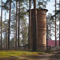 Водонапорная башня, Базарный Сызган