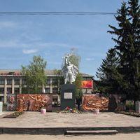 Вечная память Героям !  с.Базарный Сызган, Базарный Сызган