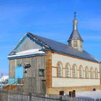 церковь, село Норовка (church, village Norovka), Большое Нагаткино