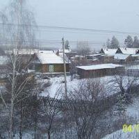 зима в глотовке, Глотовка