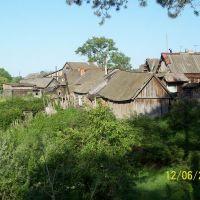 вот такие наши деревни, Глотовка