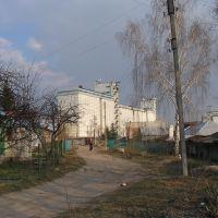 Новый элеватор, Димитровград