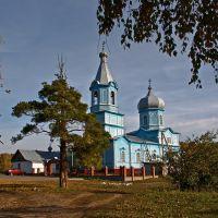 В селе Кивать, Игнатовка