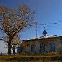 Храм в с.Беклемишево, Игнатовка