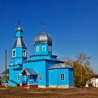 Храм в с.Заречное, Игнатовка