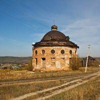 Храм в с.Смольково, Игнатовка