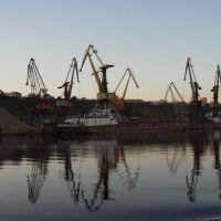 Грузовой речной порт, Игнатовка