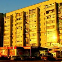 Uljanowsk - Zentrum, Игнатовка