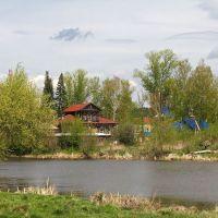 Озеро в Измайлово, Измайлово