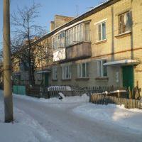 Дом 55 по ул. Яна лациса, Инза