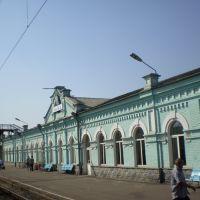 Вокзал в Инзе, Инза