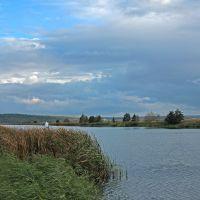 Sviyaga River, Ишеевка