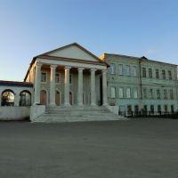 Здание библиотеки, Карсун