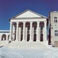 Карсунская районая библиотека, Карсун