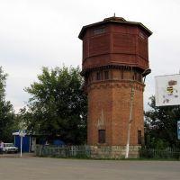 Водонапорная башня в Кузоватово, Кузоватово