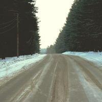 Зимняя дорога, Кузоватово