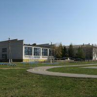 Майнская средняя школа, Майна